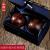 木辞吉祥如意老人プレゼント健康ボディハンドボールのギフト祝寿は目上の中高年の誕生日をプレゼントします。父の用品である赤木彫刻は順調にハンドボールをします。