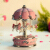 礼无忧回転木马オルオルオルゴール520バレンテーデプレゼント不思议ロマテは妻と彼女の娘に诞生日プレゼントします。