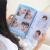 虎彩誕生日プロシュートから女性写真アルバムの写真書をプレゼントします。カスタムプレゼント。写真を現像します。写真をプリントします。パーティークラス卒業アルバムアルバムアルバム。DIY雑誌冊26 P(35-70枚の写真を入れることができます。)