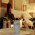 加湿器ミニ母の日プレゼントプレゼントプレゼント会社のビジネス活動に伴うギフトカマムがお客様の企業展示会の団体に景品をプレゼントします。