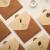 ライトミニカードセイント叶言叶のお祝いカードのメッセージカードを祝福します。カード招待カードのホレデギャングカードです。新年プレゼントはホレデです。ギフセットは全部で6枚です。