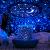 競怡(JINGYI)星空投影灯誕生日プリセット女子学生七夕バレンテーデプレゼント恋人の男の子と女の子に子供用ライト卒業プレゼント可愛いブルーギル