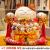 臻器特大号招き猫ギフト店舗オープンデコレーティークハウスセラミックス貯金箱『開運』大サイズ32 cm高招き猫