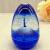 虞墨新年プレゼント砂漏火山爆発液体油のデコリーション水滴の個性的なクレエテブは男女誕生日の子供バレンダイに火山油の砂時計(青)をセットします。